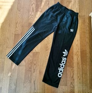 Adidas black sweatpants size XXL